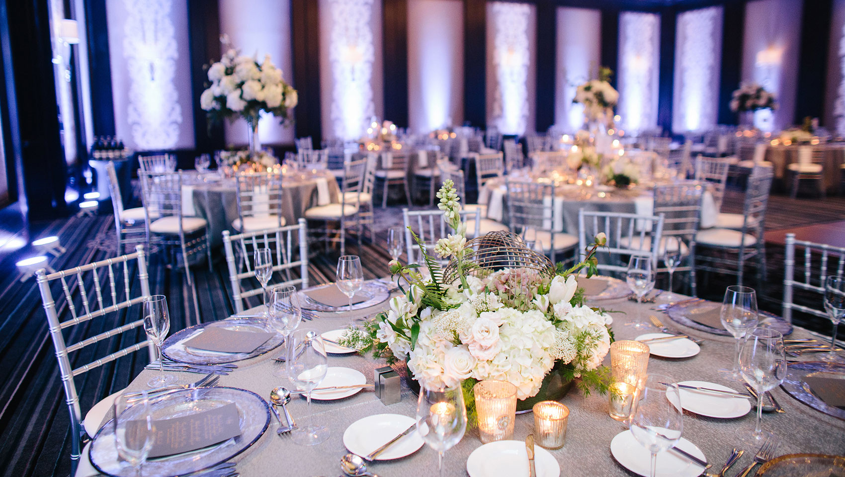 The Kimpton Tryon Park Hotel real weddings