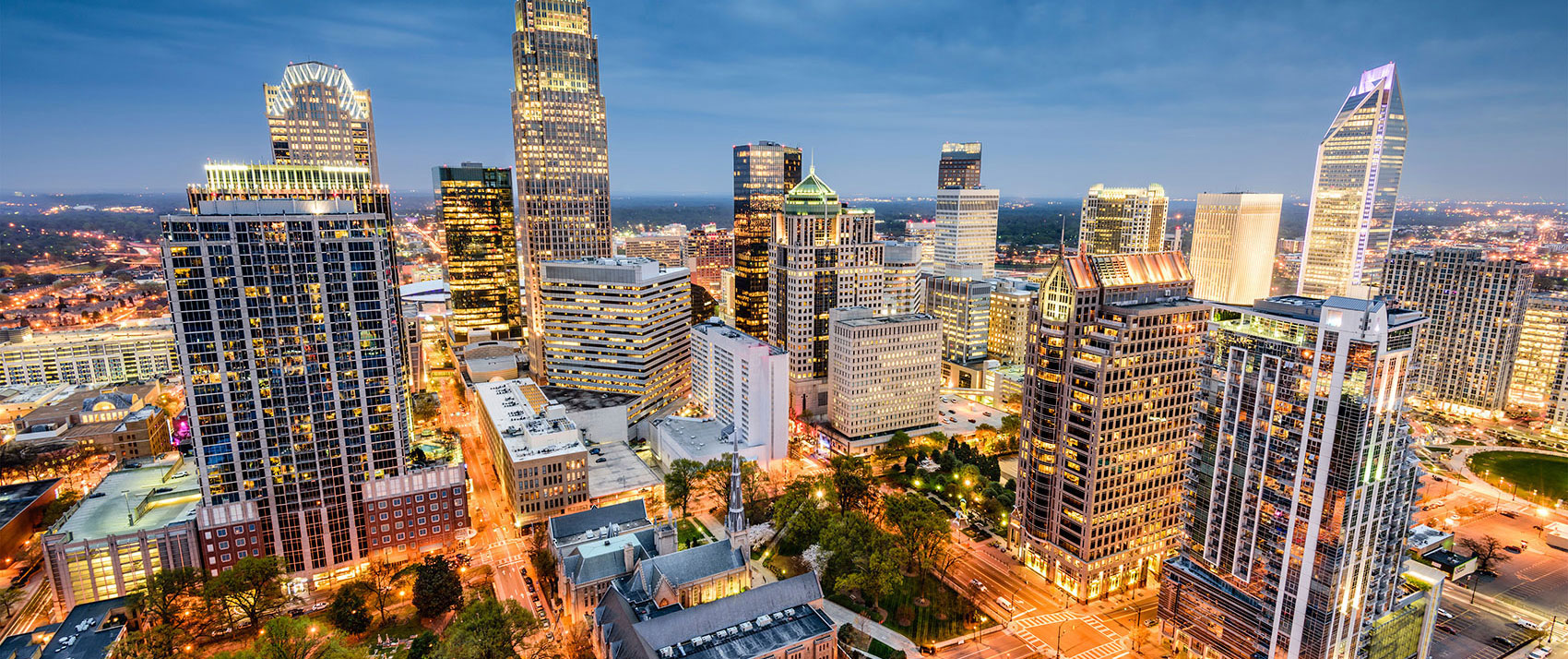 Hotels in Charlotte NC | Kimpton Tryon Park Hotel on